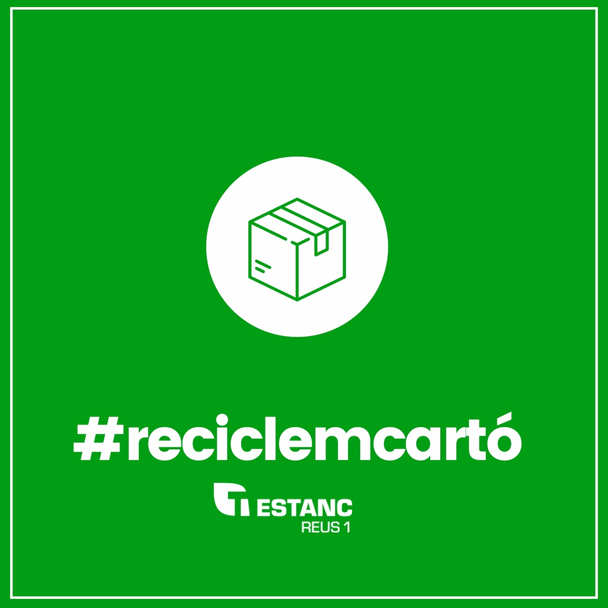 Reciclem cartó