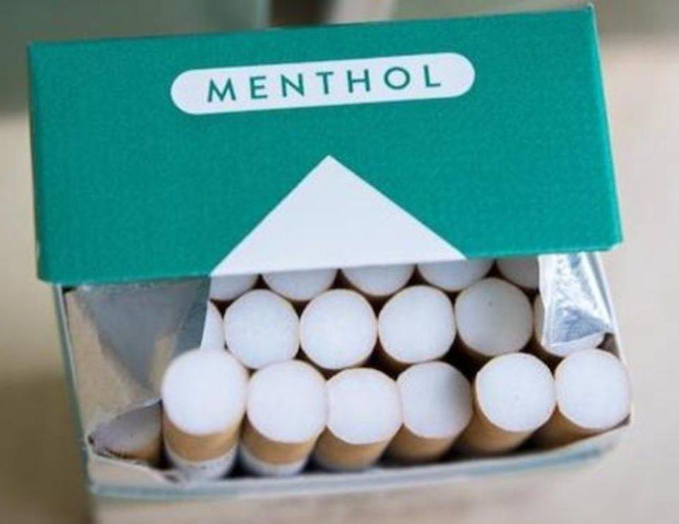 prohibicion tabaco mentolado